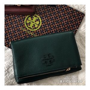 Tory Burch Taylor Mini Fold Over Crossbody